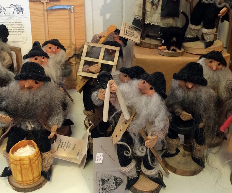Pingborg elf musicians