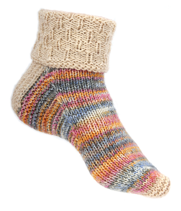 Sunrise Sock