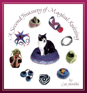 A Second Treasury of Magical Knitting Cat Bordhi