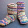 Baby Life Ring Socks - a free pattern