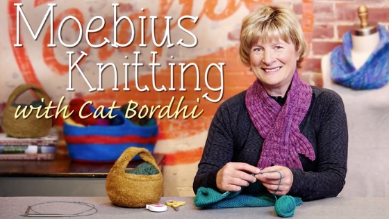 Moebius Knitting with Cat Bordhi