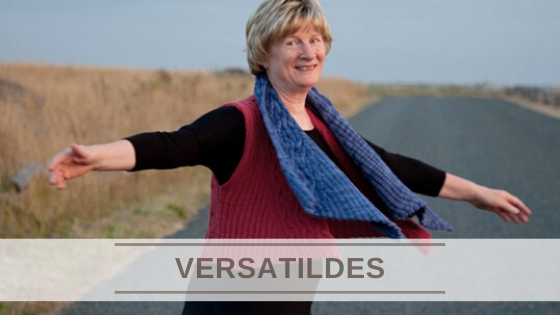 Knitting Patterns for Versatildes