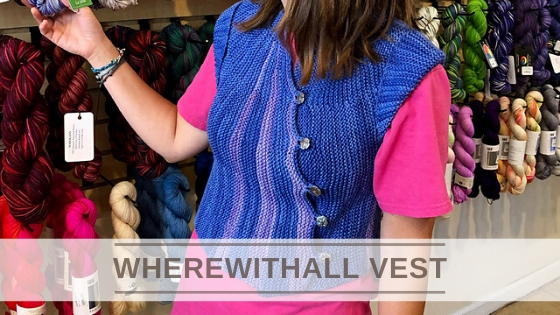 Knitting Pattern for the Wherewithall Vest